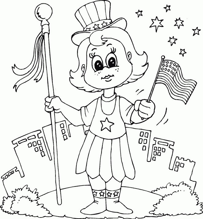 Memorial Day Coloring Page Free Printables - Coloring Sheets