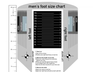 Mens shoe size chart 2 002