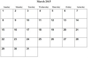 Monthly calendar printable 2015 march2 001