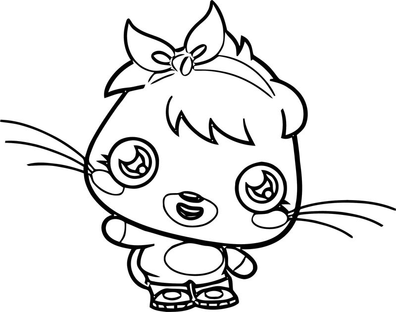 Moshi Monsters Coloring Page 36
