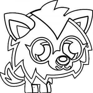 Moshi monsters coloring page 45