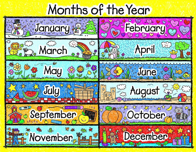 Moths Of The Year Kids