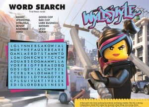 Movie word search free