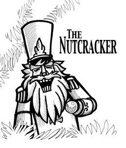 Nutcracker coloring pages for kids