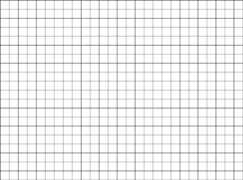 Paper Png Square Grid