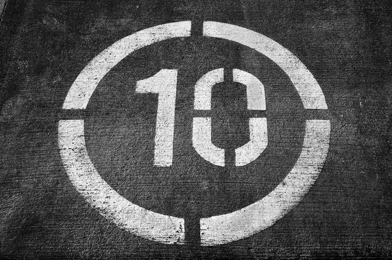 Picture Of Number 10 Interesting