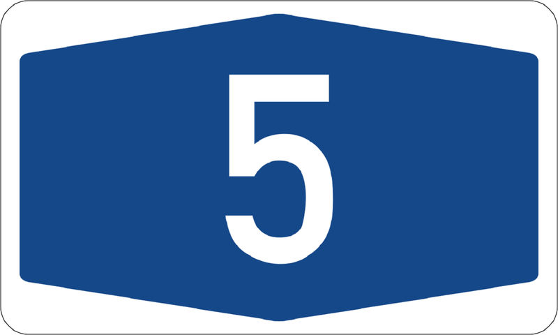 Picture Of Number 5 Creative