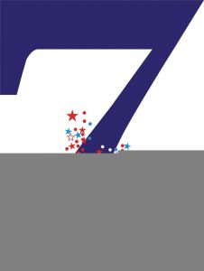 Picture of numbers seven