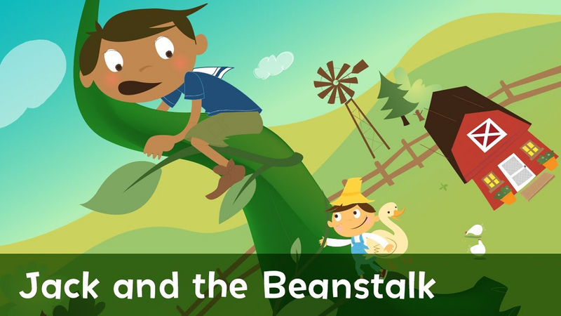Pictures Of Jack And The Beanstalk Kids