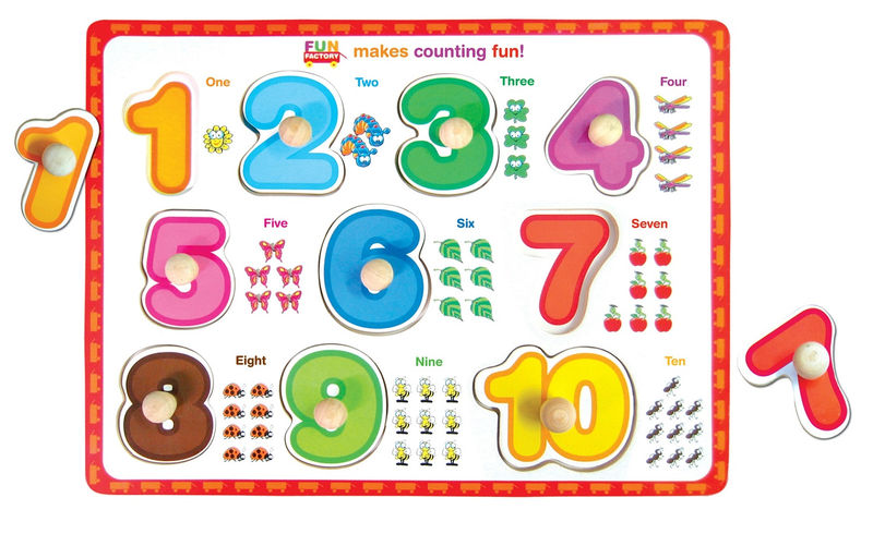 Pictures Of Numbers 1 10 Fun