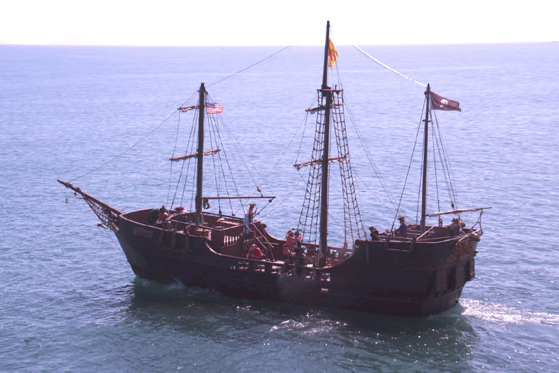 Pirate Ship Pictures For Kids Real