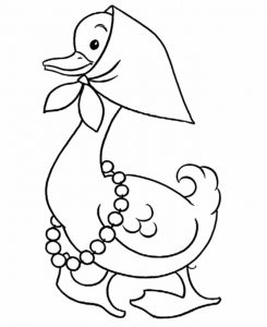 Preschool coloring pages to print