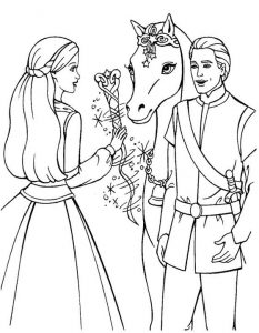 Princess coloring pages to color 001 1