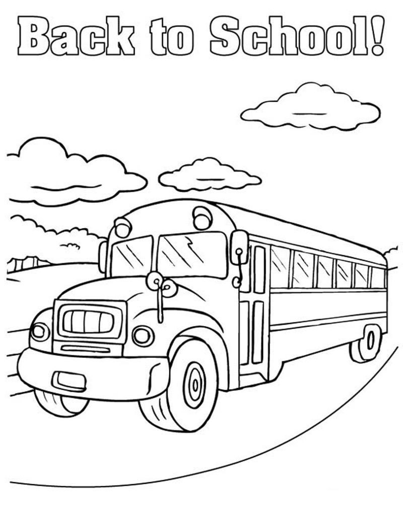 Print Back To School Coloring Pages Free 001