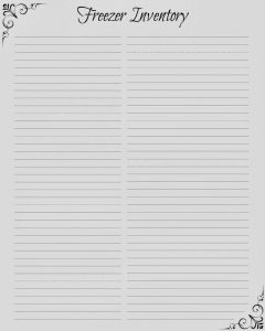 Printable notebook paper for girls