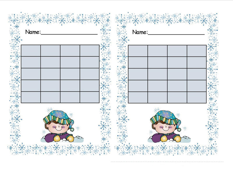 Printable Reward Charts Sweet Picture
