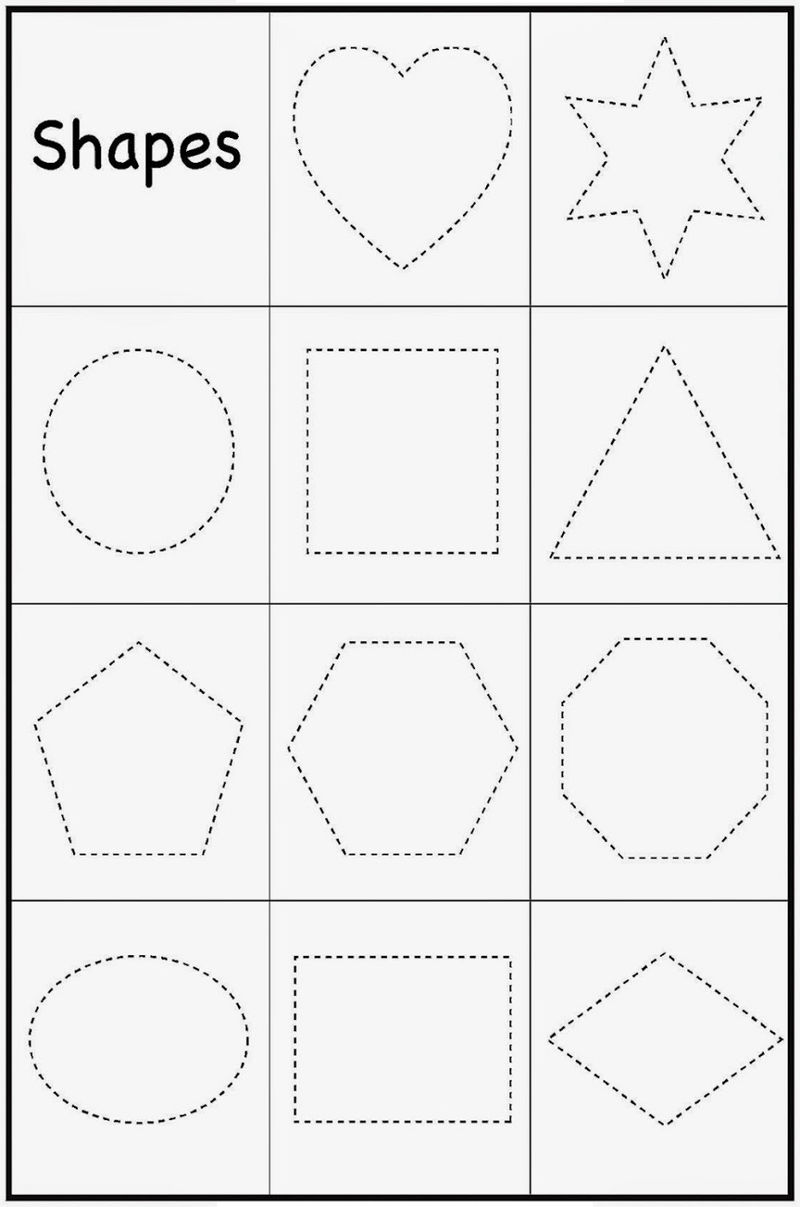 photograph regarding Toddler Printable referred to as Printable Newborn Worksheets Condition - Coloring Sheets