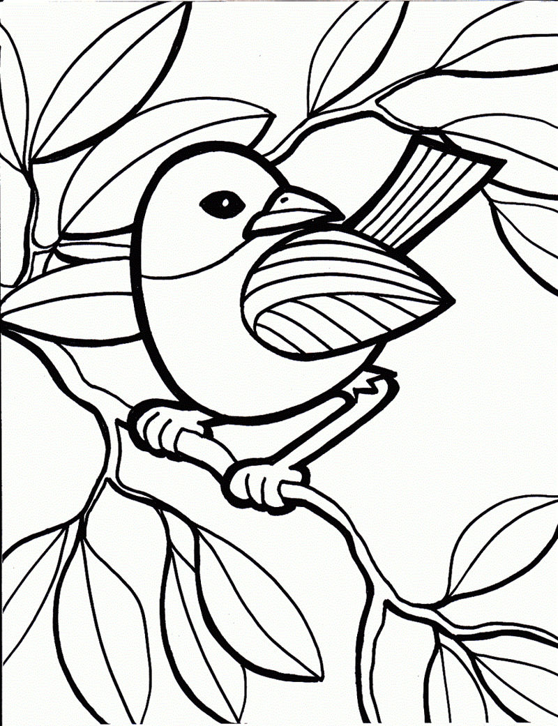 Printables For Kids To Color