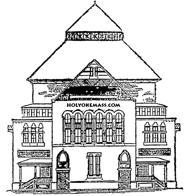 School House Coloring Pages 001