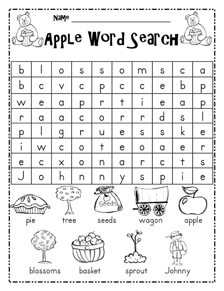 Simple Word Search Apple