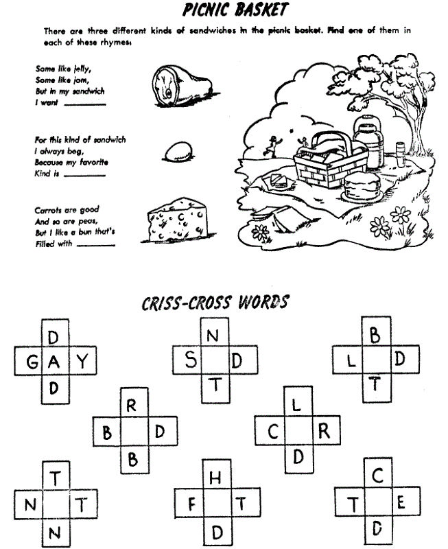 Small Puzzles For Kids Simple