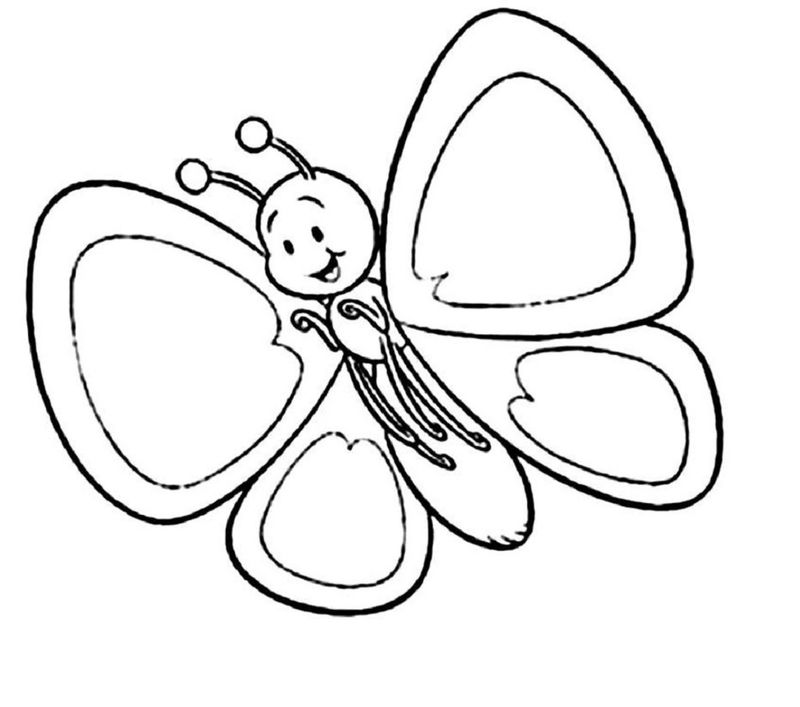 Spring Coloring Pictures Pages