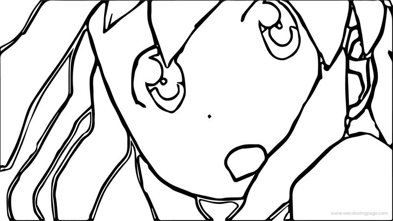 Squid Girl What Coloring Pages