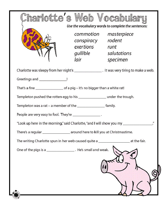 Teacher Websites Free Printable Worksheets Vocabulary