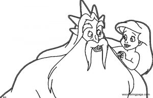 The little mermaid ariels beginning coloring pages 02