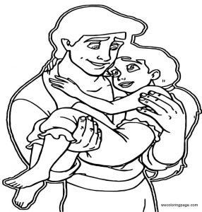 The little mermaid ariels beginning coloring pages 39
