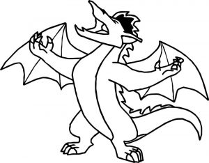 Thunder american dragon jake long drawing coloring page