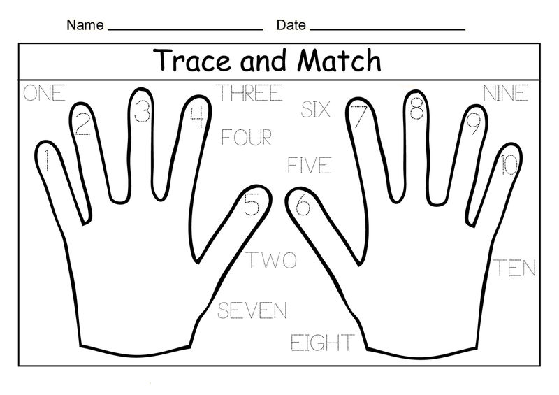 Trace Names Worksheet Matching