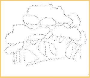 Tracing pictures for kids fun 001