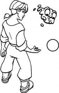 Treasure planet look ball coloring pages