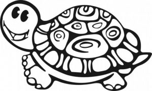 Turtle coloring pages coloringbest1 1