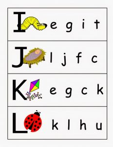 Uppercase and lowercase worksheets colorful 001