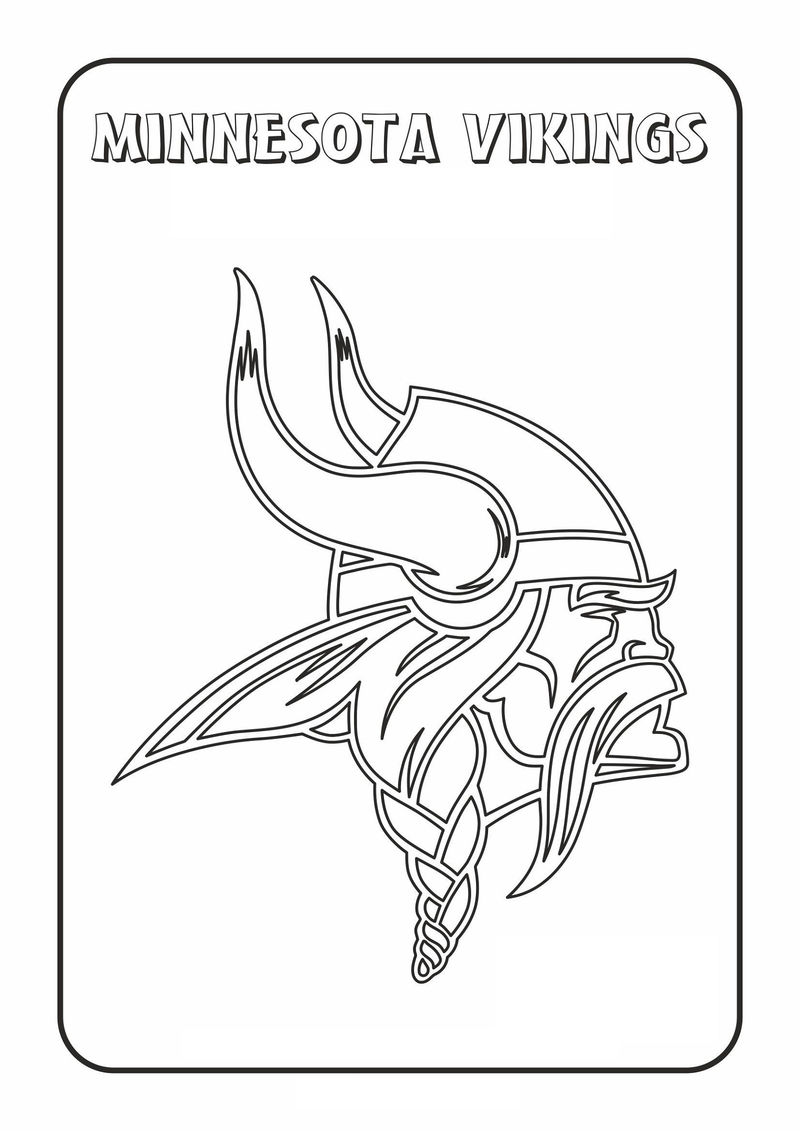 Viking Coloring Pages Kids 001