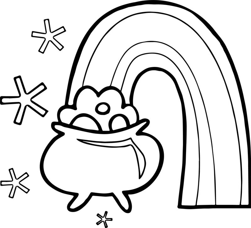 Want All Saint Day Coloring Page