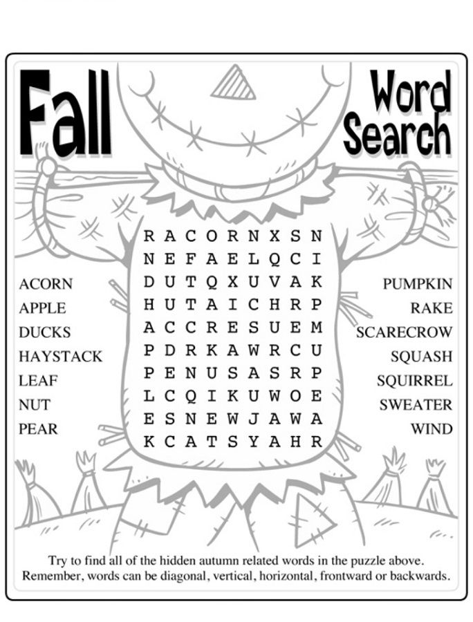 Word Search Easy Free