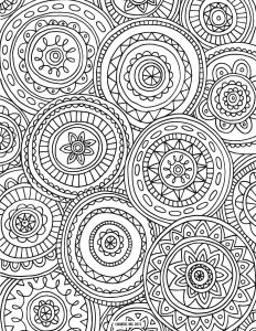 Abstract Printable Coloring Pages - Abstract Coloring Pages for Adults Unique Beautiful Free Printable Adult Coloring Pages Abstract Coloring Pages 15k