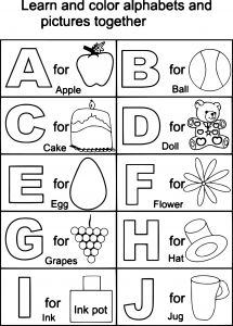 Alphabet Coloring Pages for toddlers - Awesome Intricate Alphabet Coloring Pages Collection 8 A Alphabet Coloring Pages New Free Printable 9b
