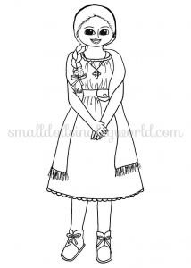 American Girl Coloring Pages - American Girl Doll Coloring Page American Girl Doll Coloring Pages Printable Printable 2f