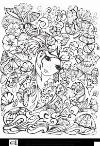 American Girl Coloring Pages - American Girl Free Printables Luxury Fiesta Coloring Pages Unique Free Printable Adult Coloring Pages 5e