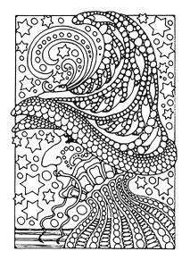 Anger Coloring Pages - Coloring 20k