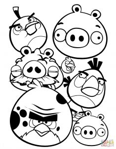 Angry Birds Pigs Coloring Pages - Angry Birds Space Coloring Page Angry Bird Pigs Coloring Pages 21csb 12k