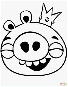 Angry Birds Pigs Coloring Pages - Angry Bird Pigs Coloring Pages Unique Am Besten Der Ausmalbilder 18b