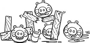 Angry Birds Pigs Coloring Pages - Angry Birds Coloring Pages Games Angry Bird Pigs Coloring Pages Luxury Angry Birds Bad Piggies 12q
