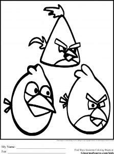 Angry Birds Pigs Coloring Pages - Angry Birds Coloring Pages Games Coloring Pages Game Lovely Angry Birds Coloring Pages Free to Print 3q