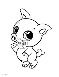 Animal Coloring Pages for Kids - Baby Animal Coloring Pages Lovely Fresh Media Cache Ec0 Pinimg originals 2b 06 0d Fun 4d