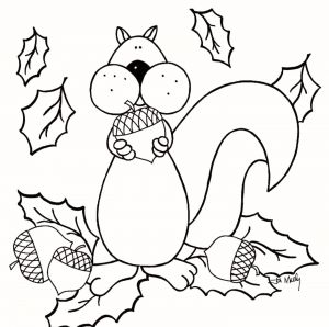 Animal Coloring Pages for Kids - Coloring Pages Kids Unique to Color Animals Awesome Fall Coloringanimal Coloring Book for Kids 18g